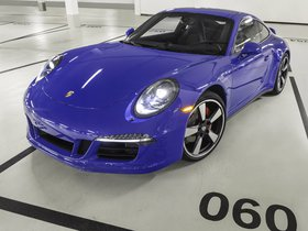 Ver foto 1 de Porsche 911 Carrera GTS Coupe Club 60 Years 991 2015