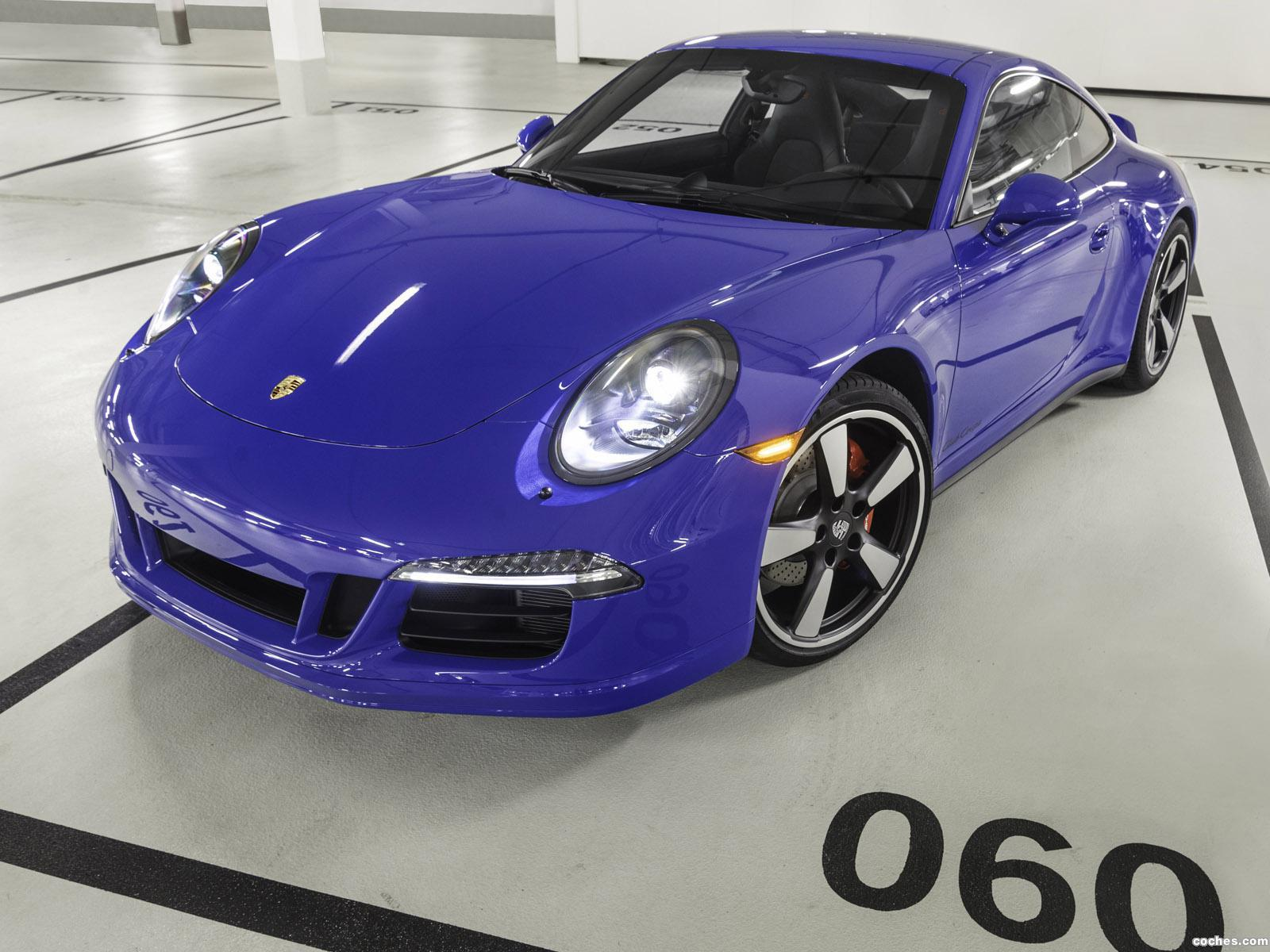 Foto 0 de Porsche 911 Carrera GTS Coupe Club 60 Years 991 2015