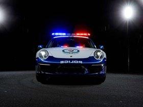 Ver foto 4 de Porsche 911 Carrera Police Australia 2014