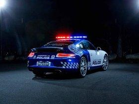 Ver foto 2 de Porsche 911 Carrera Police Australia 2014
