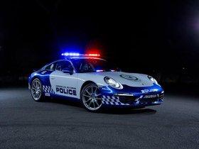 Fotos de Porsche 911 Carrera Police Australia 2014