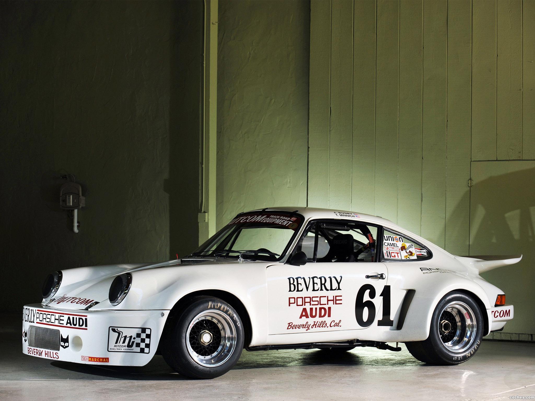 Foto 0 de Porsche 911 Carrera RSR 3.0 Coupe 901 1974