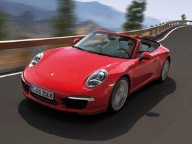 Ver foto 7 de Porsche 911 Carrera S Cabriolet  2012