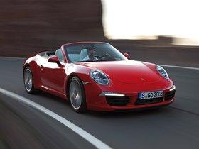 Ver foto 5 de Porsche 911 Carrera S Cabriolet  2012