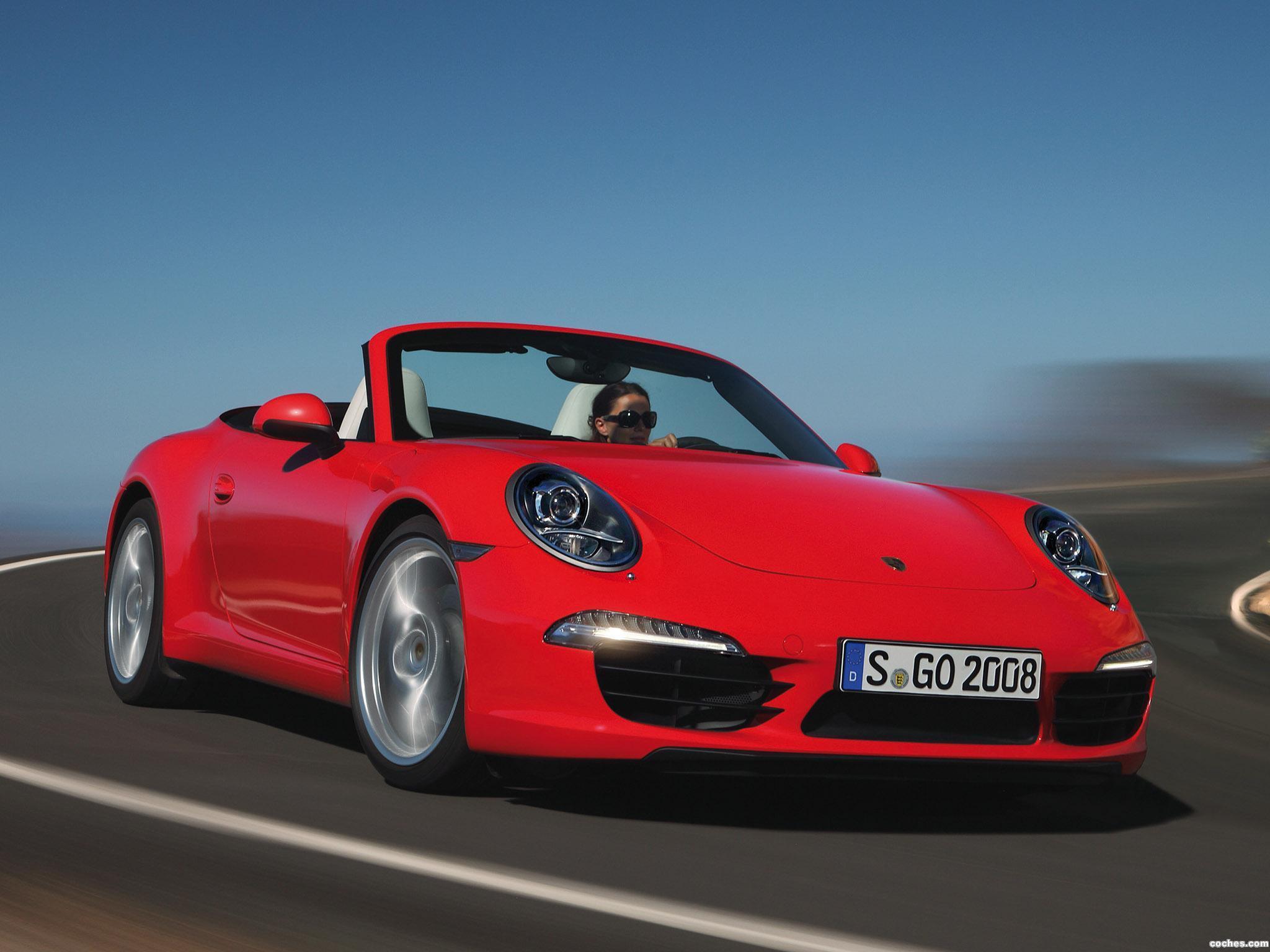 Foto 0 de Porsche 911 Carrera S Cabriolet  2012