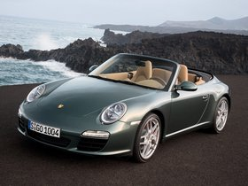 Fotos de Porsche 911 Carrera S Cabriolet 997 2008