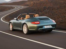 Ver foto 10 de Porsche 911 Carrera S Cabriolet 997 2008