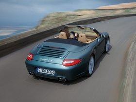 Ver foto 9 de Porsche 911 Carrera S Cabriolet 997 2008