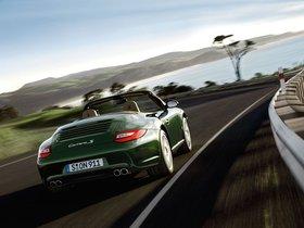Ver foto 8 de Porsche 911 Carrera S Cabriolet 997 2008
