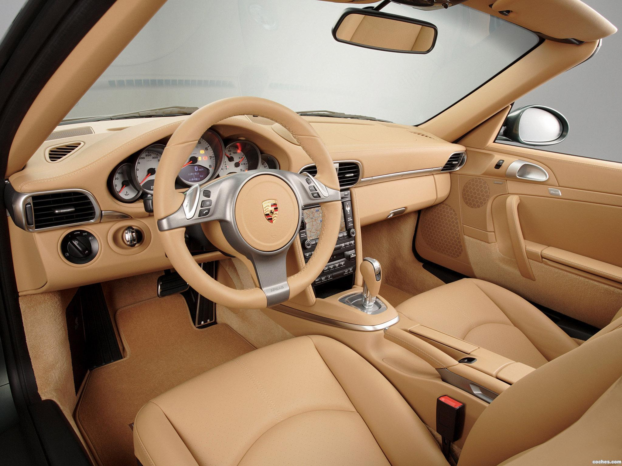 Foto 13 de Porsche 911 Carrera S Cabriolet 997 2008