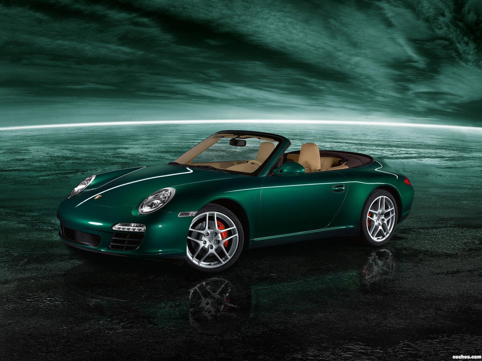 Foto 4 de Porsche 911 Carrera S Cabriolet 997 2008