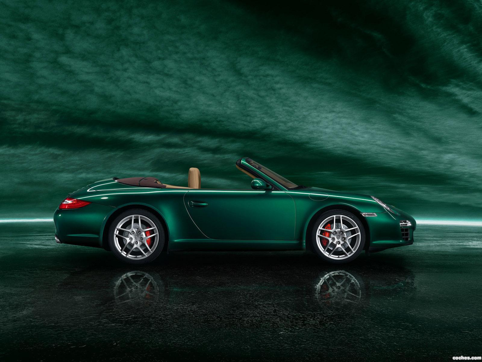 Foto 3 de Porsche 911 Carrera S Cabriolet 997 2008