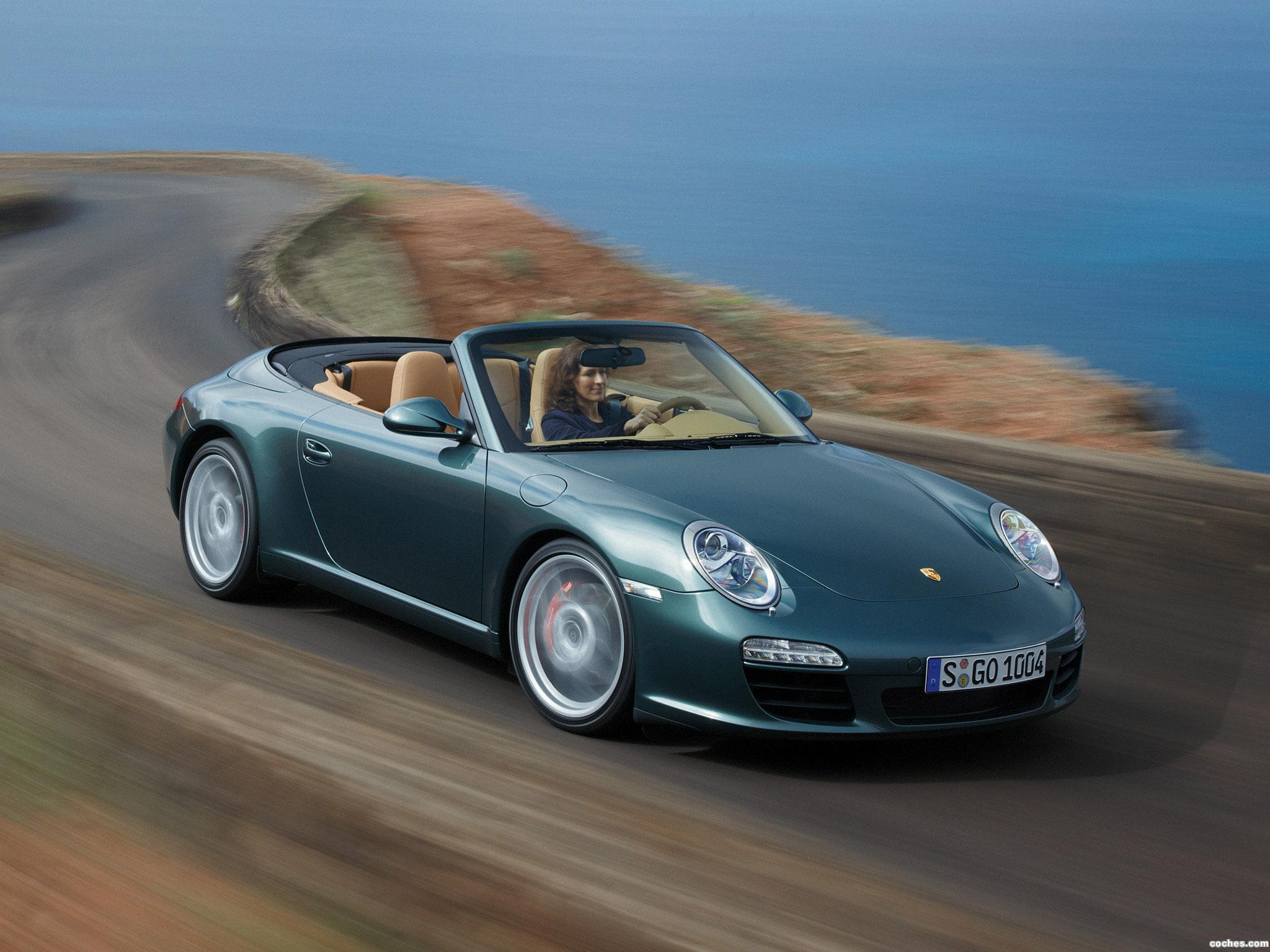 Foto 10 de Porsche 911 Carrera S Cabriolet 997 2008