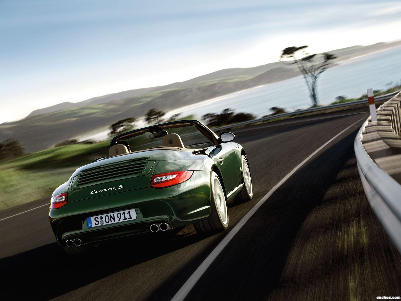 Foto 7 de Porsche 911 Carrera S Cabriolet 997 2008