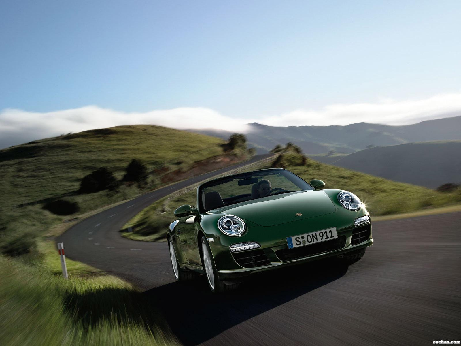 Foto 6 de Porsche 911 Carrera S Cabriolet 997 2008