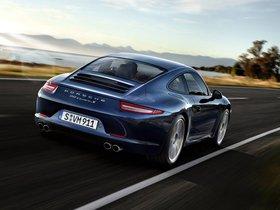 Ver foto 29 de Porsche 911 Carrera S Coupe 2011