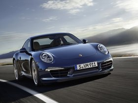 Ver foto 28 de Porsche 911 Carrera S Coupe 2011