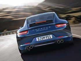 Ver foto 26 de Porsche 911 Carrera S Coupe 2011