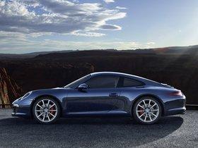 Ver foto 25 de Porsche 911 Carrera S Coupe 2011