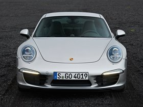 Ver foto 19 de Porsche 911 Carrera S Coupe 2011