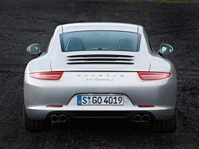 Ver foto 18 de Porsche 911 Carrera S Coupe 2011