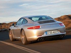 Ver foto 12 de Porsche 911 Carrera S Coupe 2011