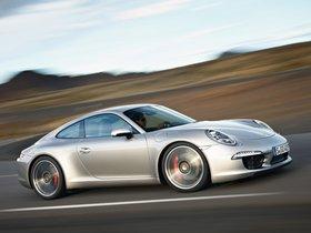 Ver foto 4 de Porsche 911 Carrera S Coupe 2011