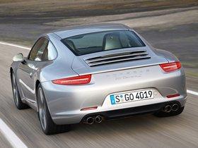 Ver foto 3 de Porsche 911 Carrera S Coupe 2011