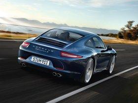 Ver foto 30 de Porsche 911 Carrera S Coupe 2011