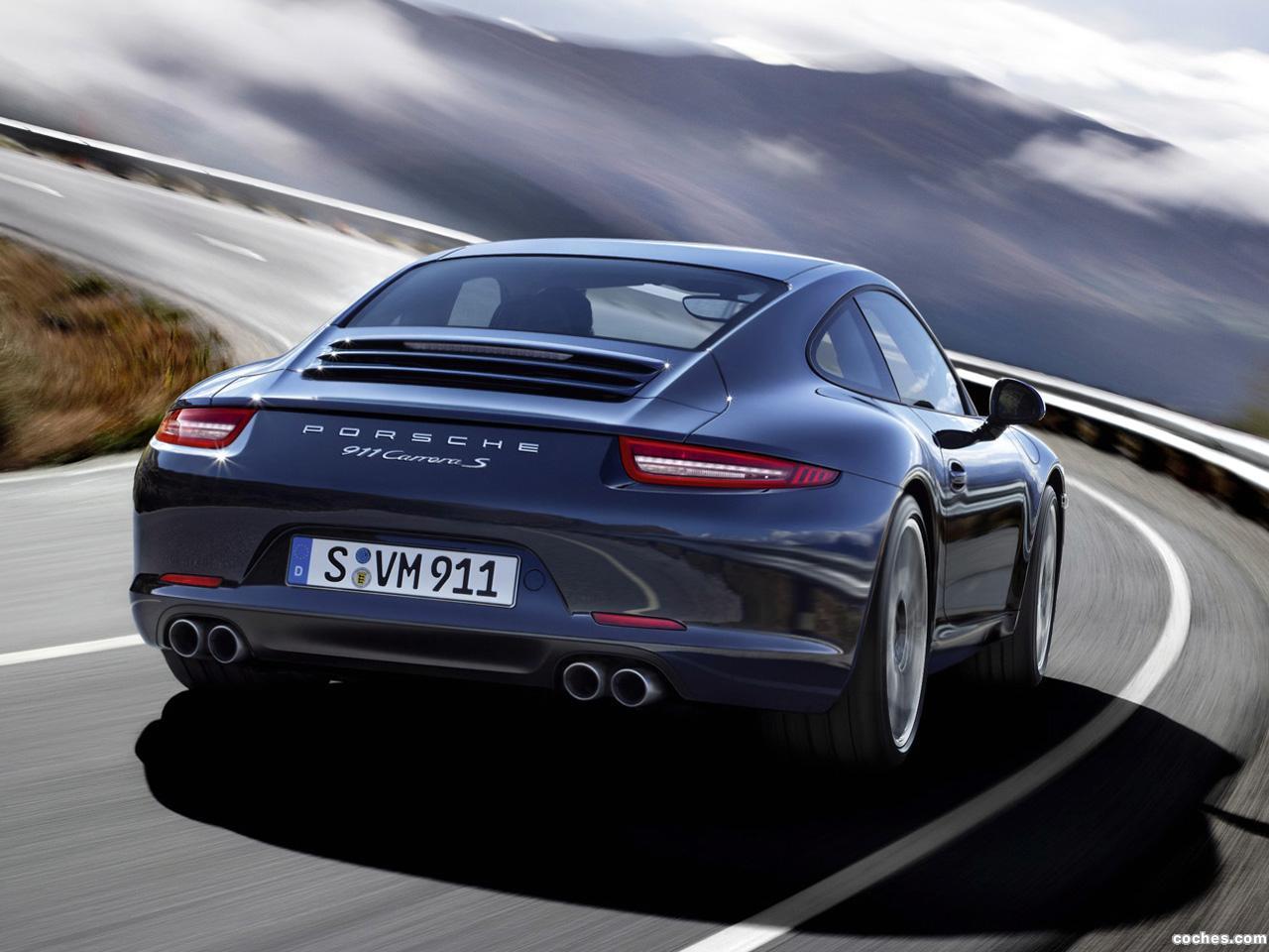 Foto 26 de Porsche 911 Carrera S Coupe 2011