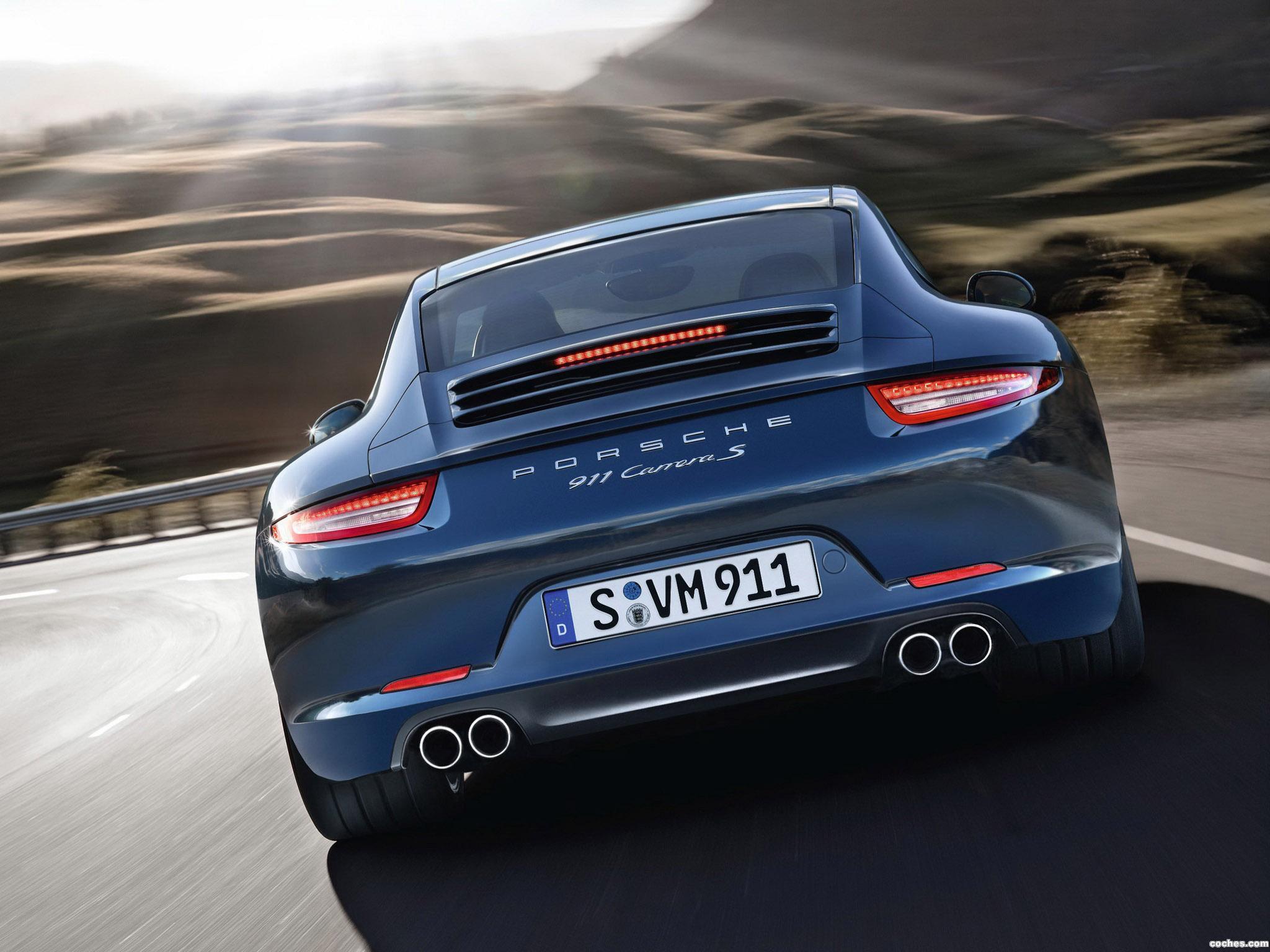 Foto 25 de Porsche 911 Carrera S Coupe 2011