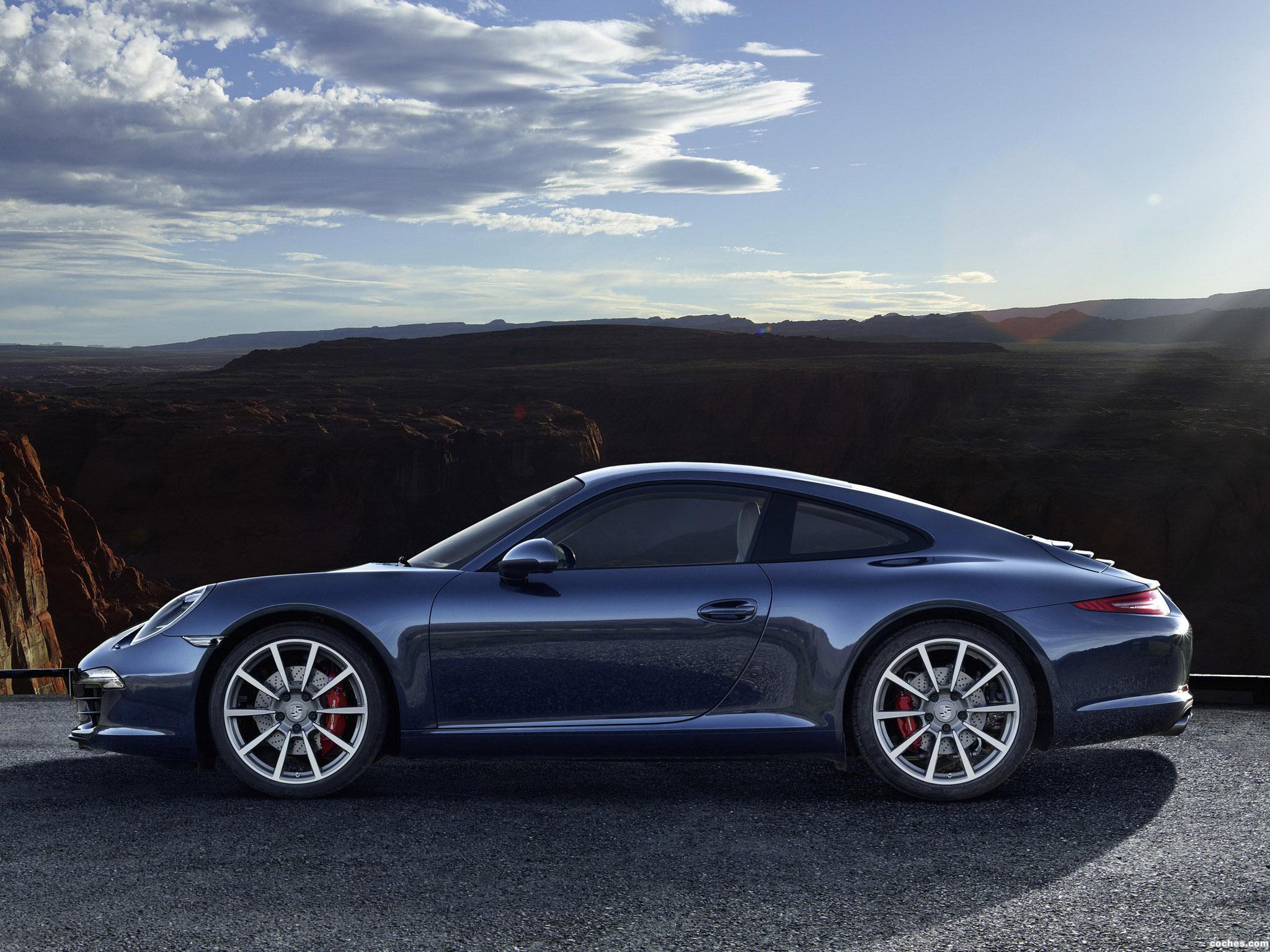 Foto 24 de Porsche 911 Carrera S Coupe 2011