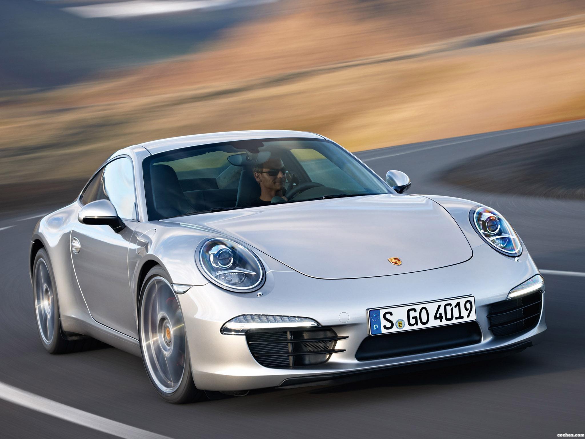 Foto 5 de Porsche 911 Carrera S Coupe 2011