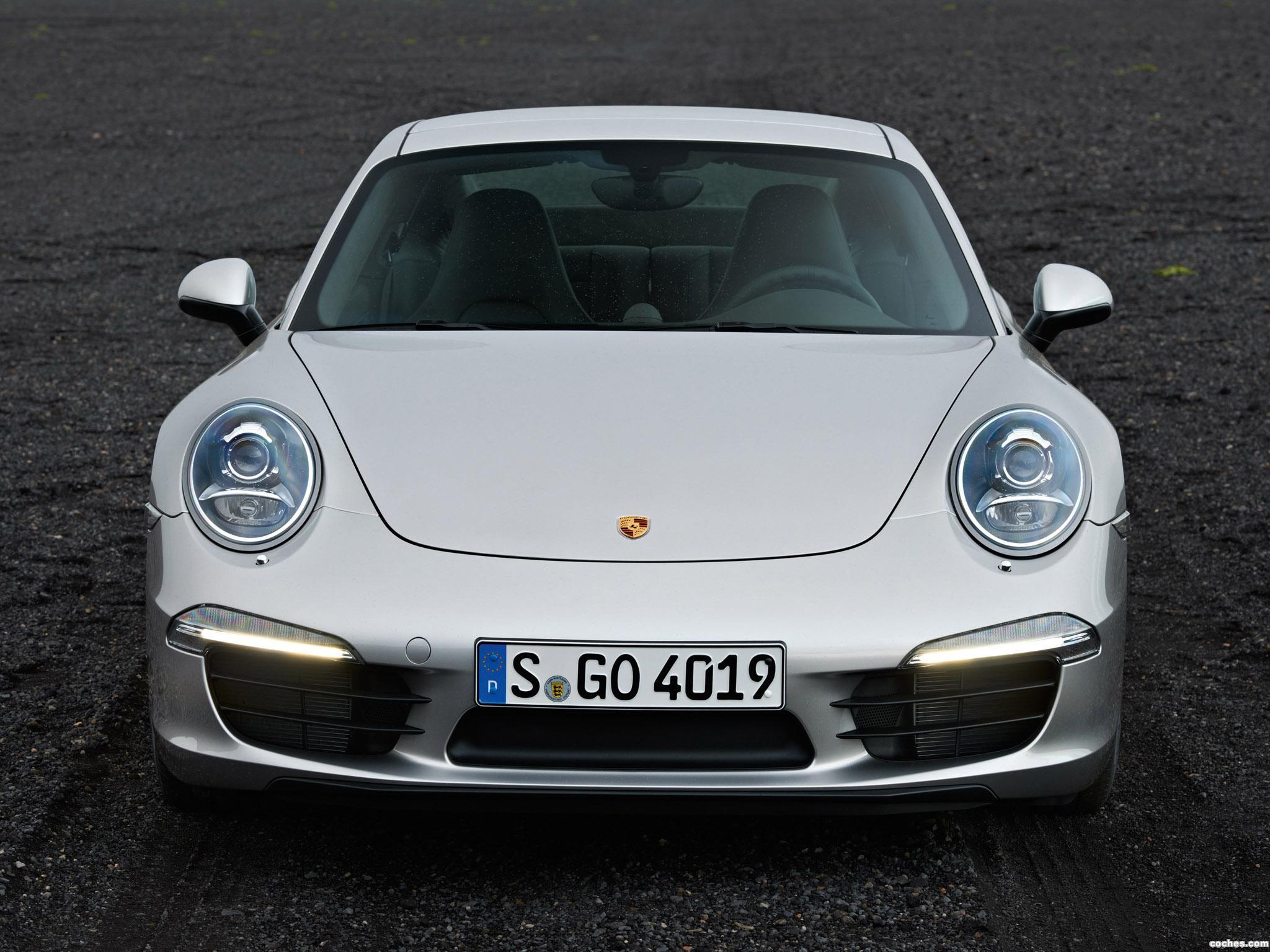 Foto 18 de Porsche 911 Carrera S Coupe 2011
