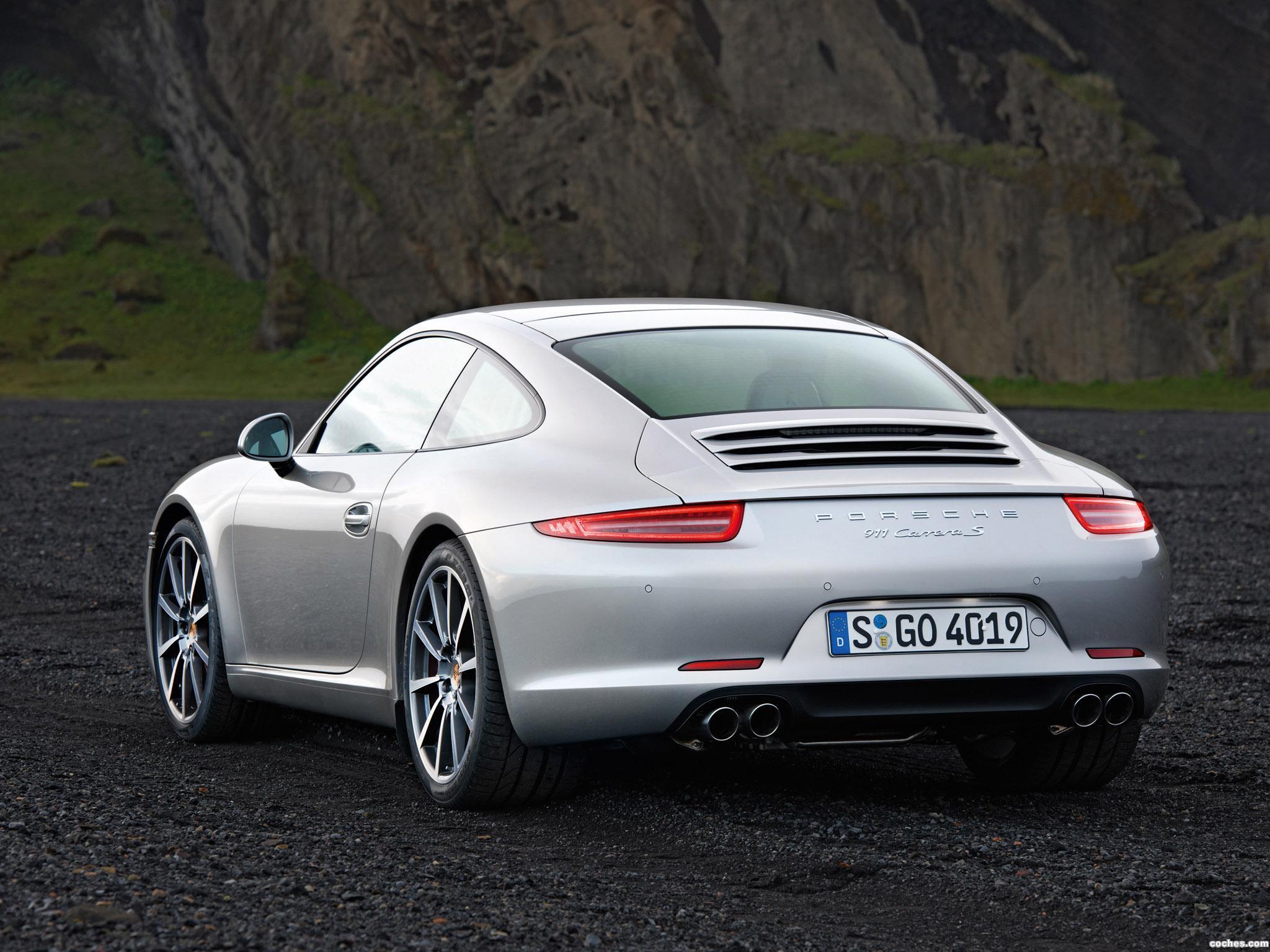 Foto 16 de Porsche 911 Carrera S Coupe 2011