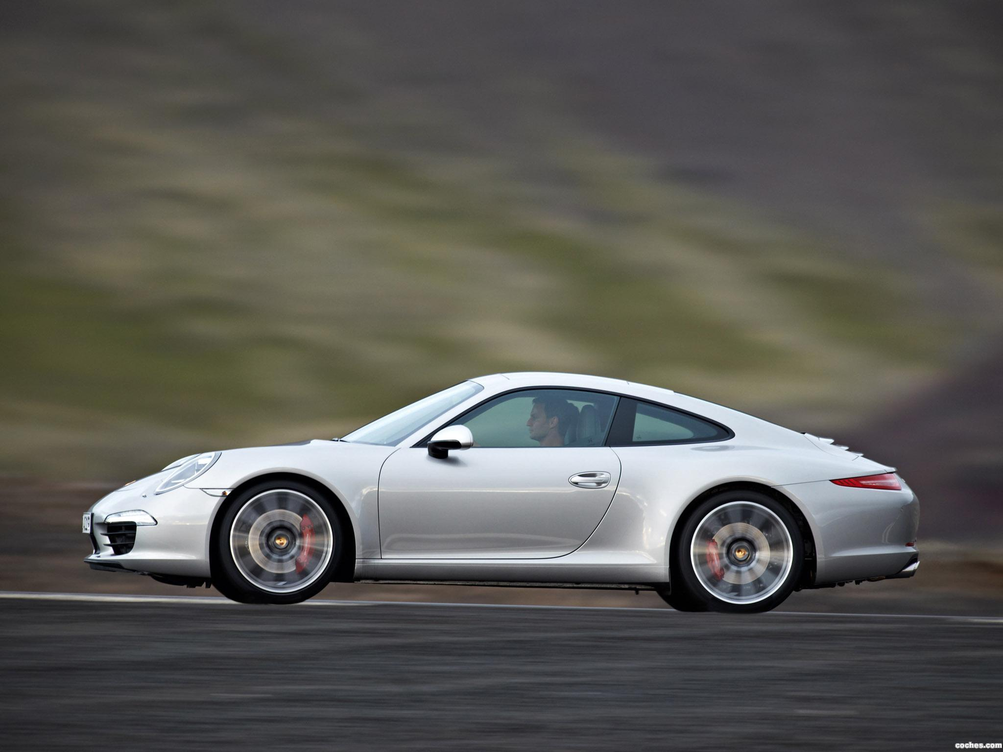 Foto 13 de Porsche 911 Carrera S Coupe 2011