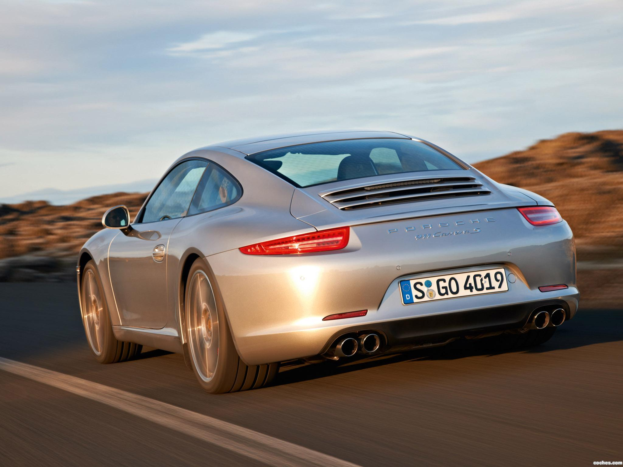Foto 11 de Porsche 911 Carrera S Coupe 2011