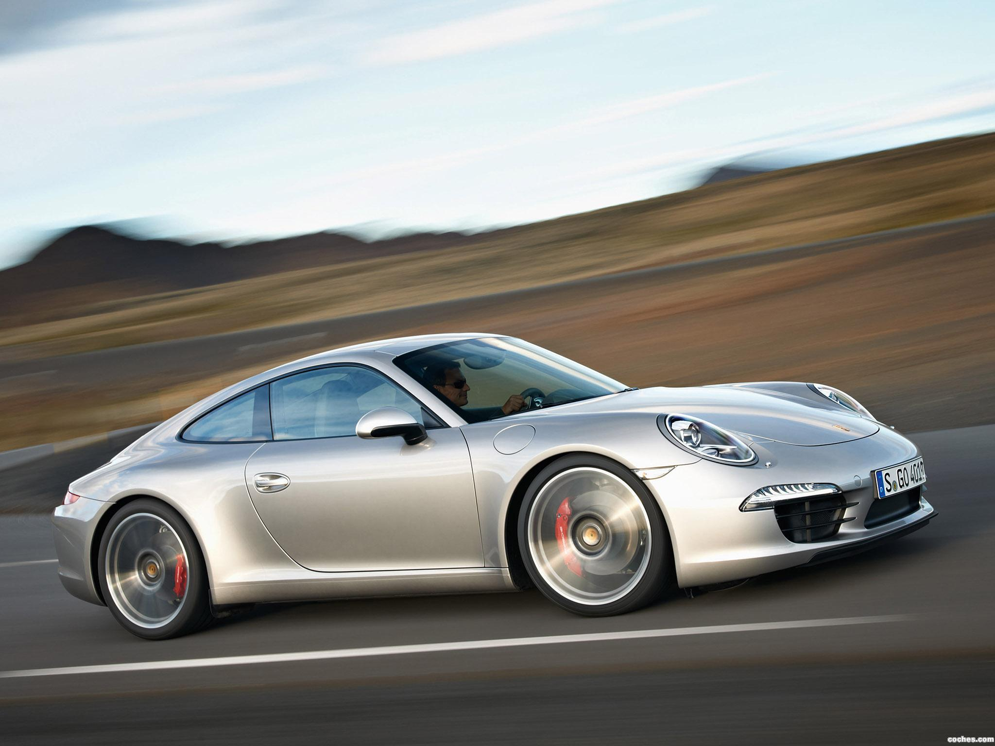 Foto 3 de Porsche 911 Carrera S Coupe 2011