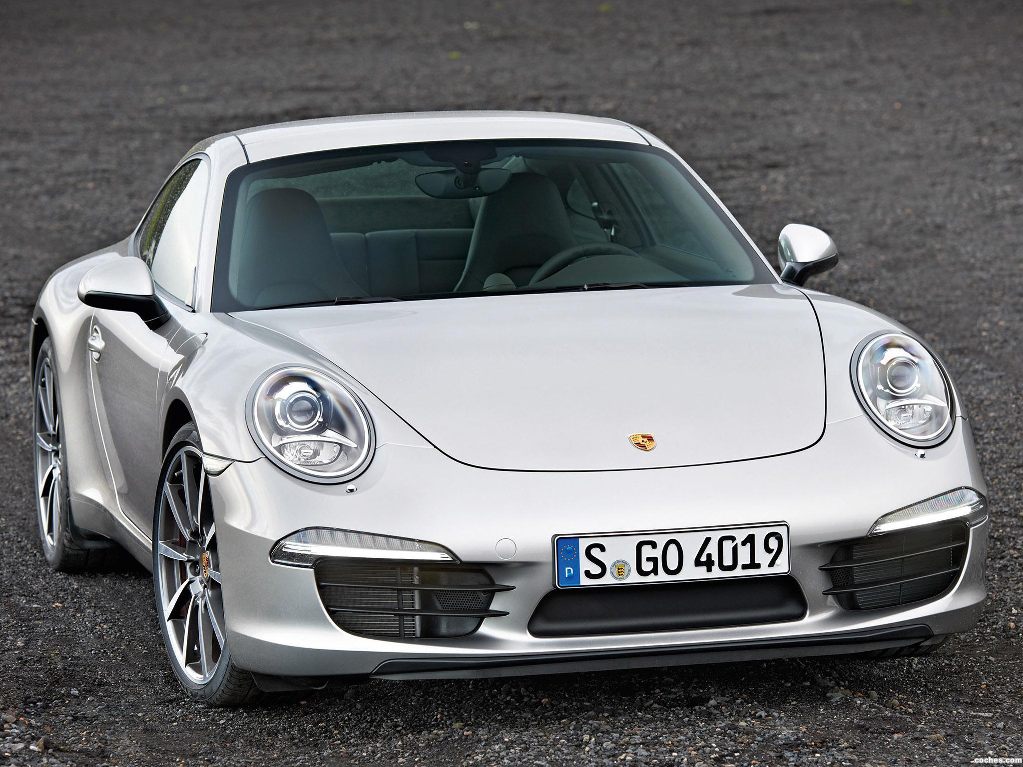 Foto 0 de Porsche 911 Carrera S Coupe 2011