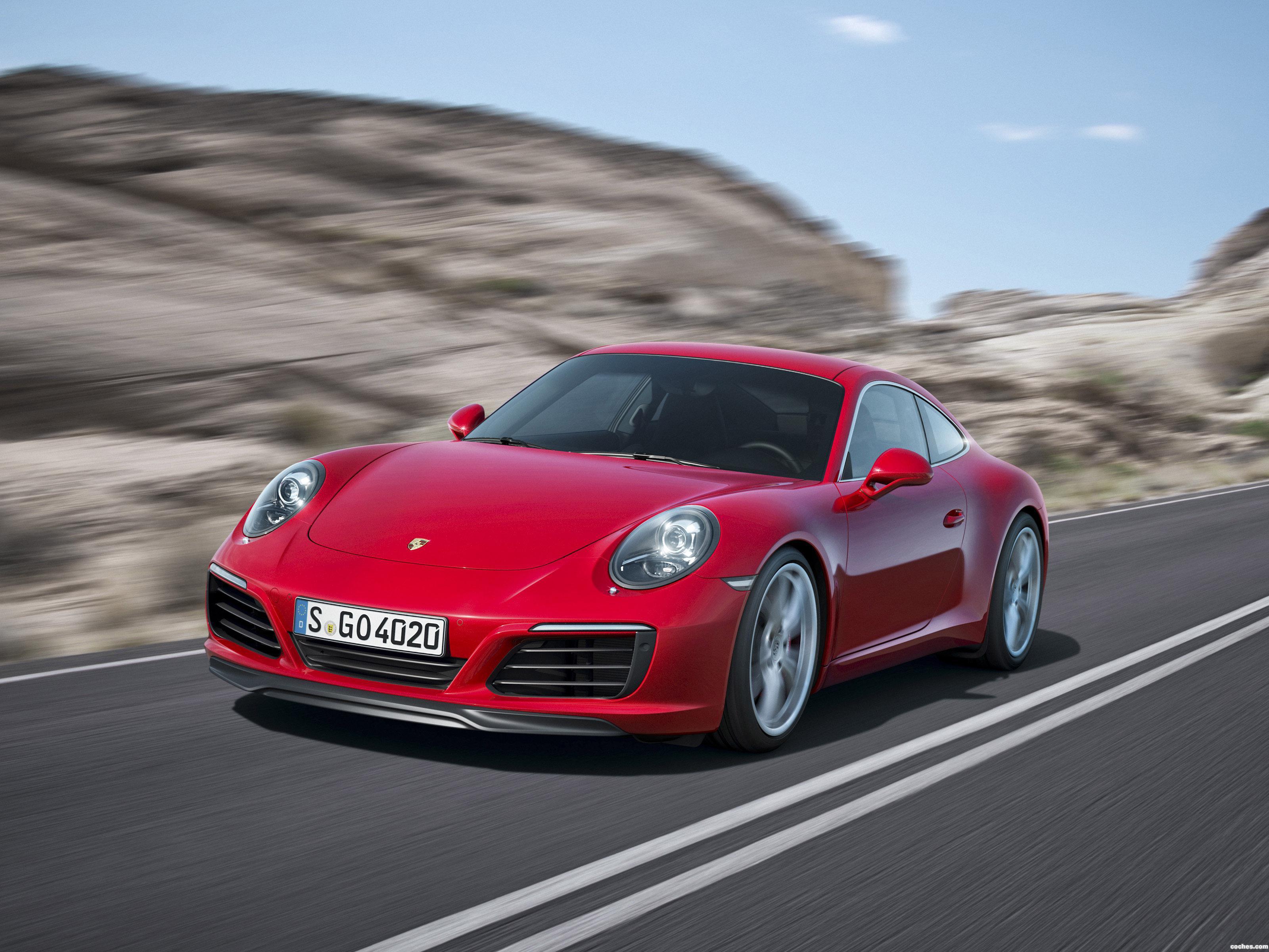 Foto 0 de Porsche 911 Carrera S 991 2015