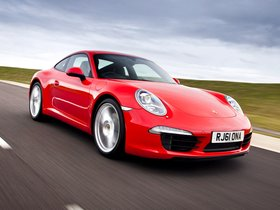 Ver foto 15 de Porsche 911 Carrera S Coupe 991 UK 2012