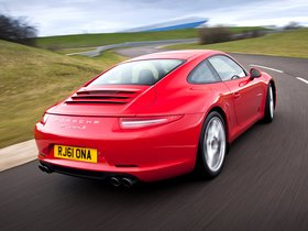 Ver foto 14 de Porsche 911 Carrera S Coupe 991 UK 2012