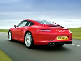 Ver foto 13 de Porsche 911 Carrera S Coupe 991 UK 2012