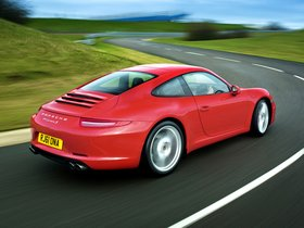 Ver foto 12 de Porsche 911 Carrera S Coupe 991 UK 2012
