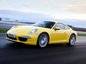 Ver foto 10 de Porsche 911 Carrera S Coupe 991 UK 2012
