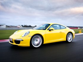 Ver foto 8 de Porsche 911 Carrera S Coupe 991 UK 2012
