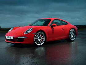 Ver foto 4 de Porsche 911 Carrera S Coupe 991 UK 2012