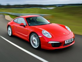 Ver foto 3 de Porsche 911 Carrera S Coupe 991 UK 2012
