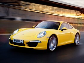 Ver foto 2 de Porsche 911 Carrera S Coupe 991 UK 2012