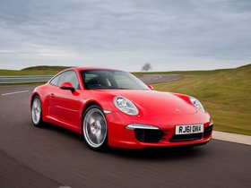 Ver foto 20 de Porsche 911 Carrera S Coupe 991 UK 2012
